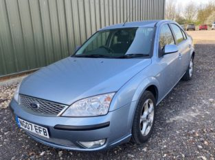 Ford Mondeo 1.8 Edge 5dr